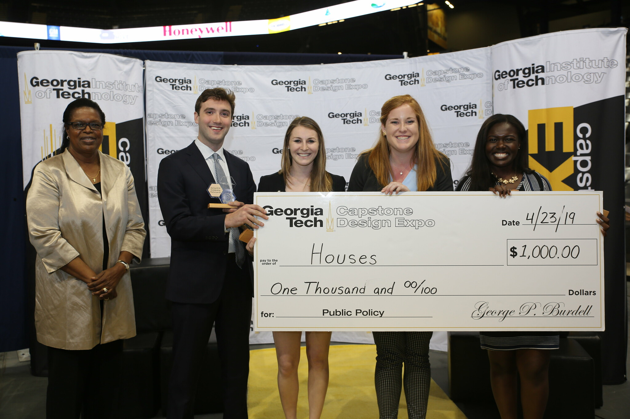 Public Policy Winner, Houses