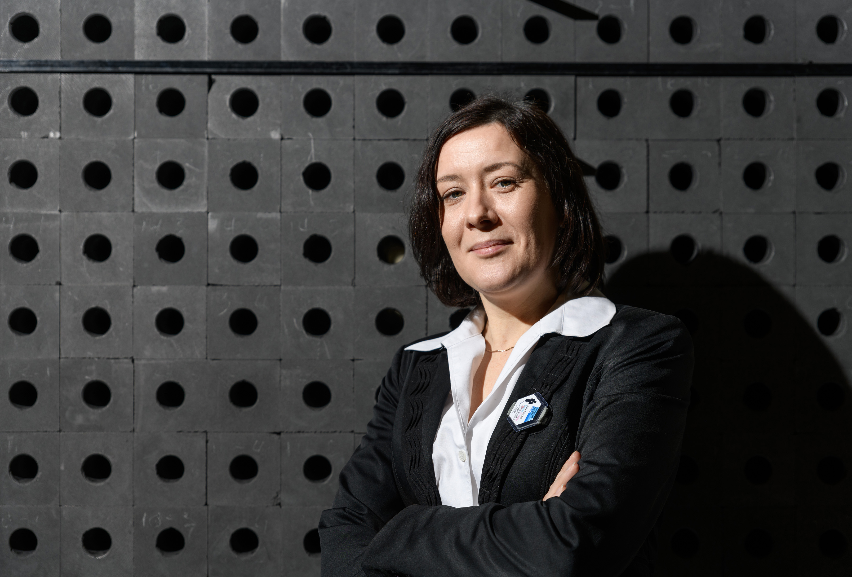 Assistant Professor Anna Erickson