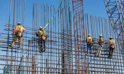 Vogtle Unit construction